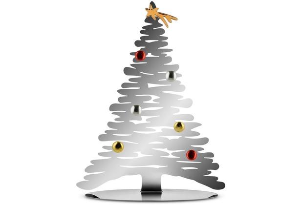 Alessi Weihnachtsbaum Stahl 30 cm | Hertie.de