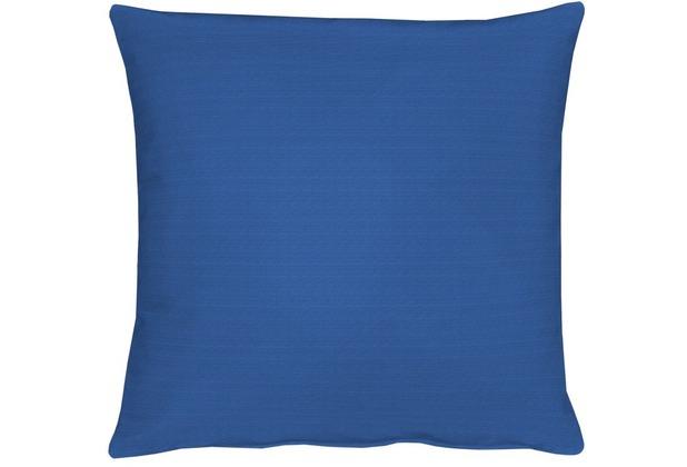 apelt kissenh lle uni basic blau. Black Bedroom Furniture Sets. Home Design Ideas