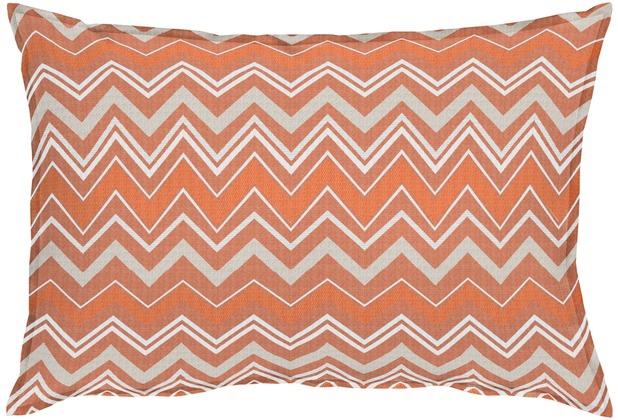 Apelt Outdoor Kissen Orange 40x60