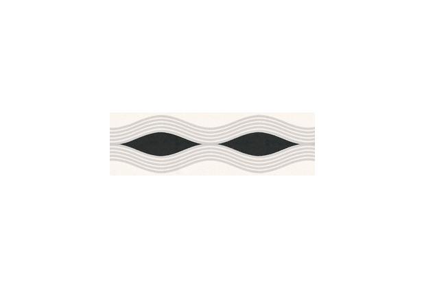 Großartig AS Création selbstklebende Bordüre Only Borders 9 grau schwarz  VV73
