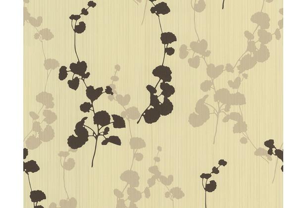 tapeten braun beige muster | fazerfacil | churchwork.info - Tapeten Braun Beige
