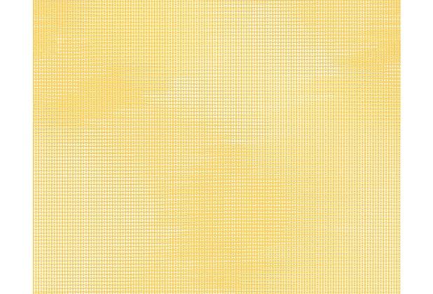 As cr ation muster strukturtapete cocoon vliestapete for Tapete gelb muster