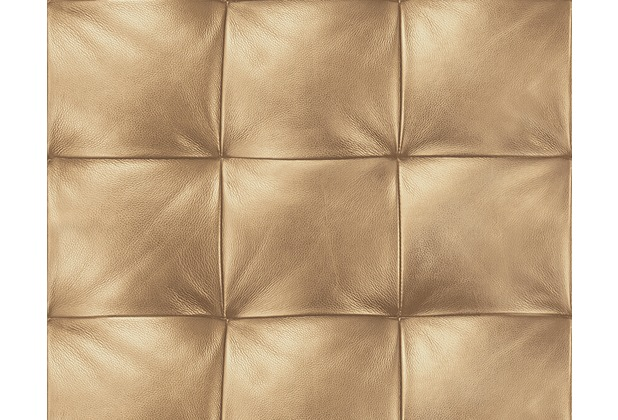 AS Création Mustertapete In 3D Optik Move Your Wall, Tapete, Beige, Braun