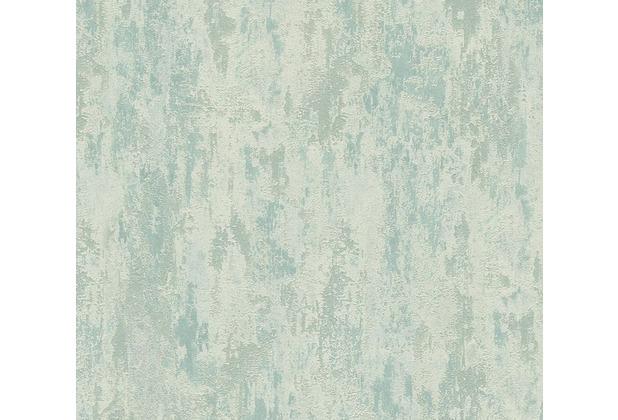 as cr ation mustertapete in vintage optik havanna tapete blau grau metallic. Black Bedroom Furniture Sets. Home Design Ideas