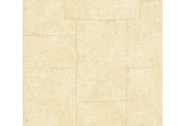 AS Création Mustertapete Secret Garden Tapete Beige Braun 10,05 M X 0,53 M