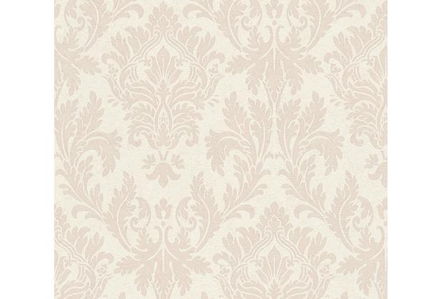 Tapetenmuster beige  AS Création neobarocke Mustertapete New Look Tapete beige | Hertie.de