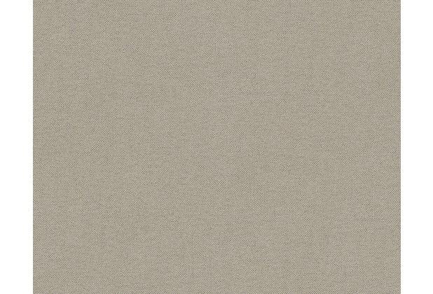 Trendig AS Création Unitapete Elegance 3, Vliestapete, beige, braun  JD17