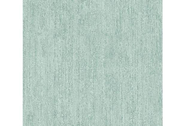 as cr ation unitapete in vintage optik havanna tapete blau gr n metallic. Black Bedroom Furniture Sets. Home Design Ideas