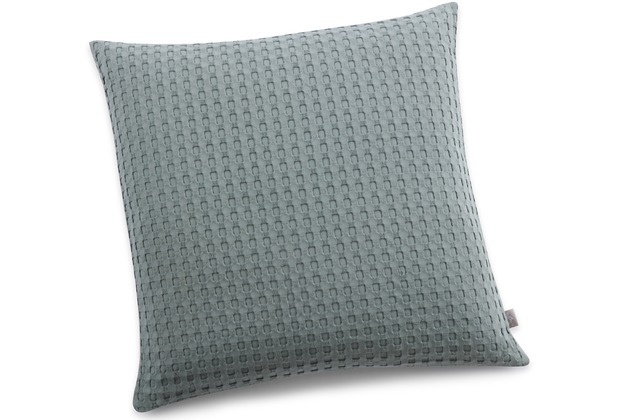Biederlack Kissen Ohne Füllung Pillow Green 50 X 50 Cm