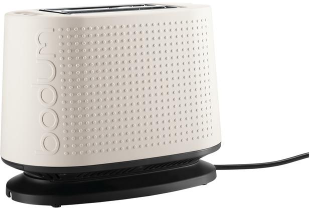 bodum toaster bistro creme. Black Bedroom Furniture Sets. Home Design Ideas