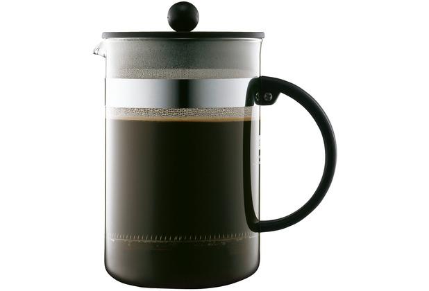 bodum bistro nouveau kaffeebereiter 1 5l. Black Bedroom Furniture Sets. Home Design Ideas