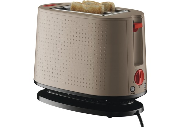 bodum bistro toaster sand. Black Bedroom Furniture Sets. Home Design Ideas
