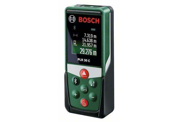 Bosch digitaler laser entfernungsmesser plr c hertie