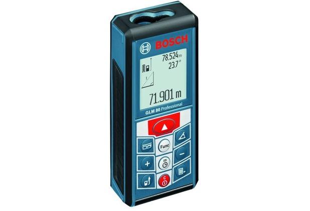 Bosch Laser Entfernungsmesser Neigungssensor : Bosch laser entfernungsmesser glm 80 speicherung der letzten 20