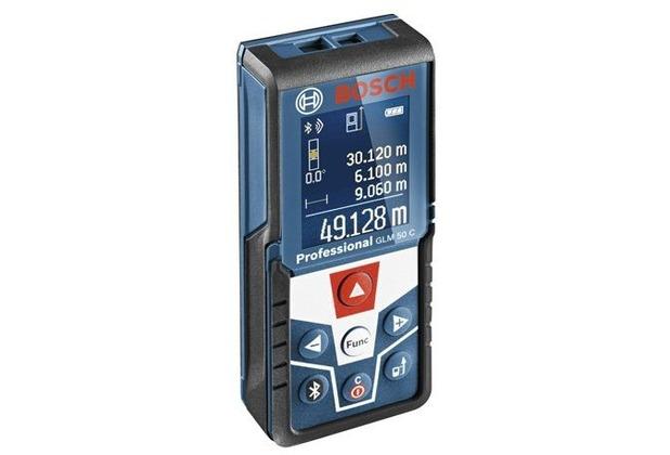 Welchen Bosch Entfernungsmesser : Bosch professional laser entfernungsmesser glm 50 c hertie.de