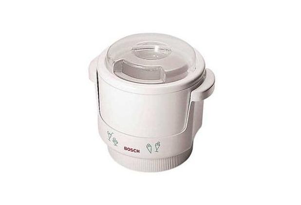 Bosch Zubehör-Eismaschine Sonderzubehör zur Küchenmaschine MUM 4 ...