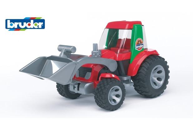 Bruder roadmax traktor mit frontlader hertie.de