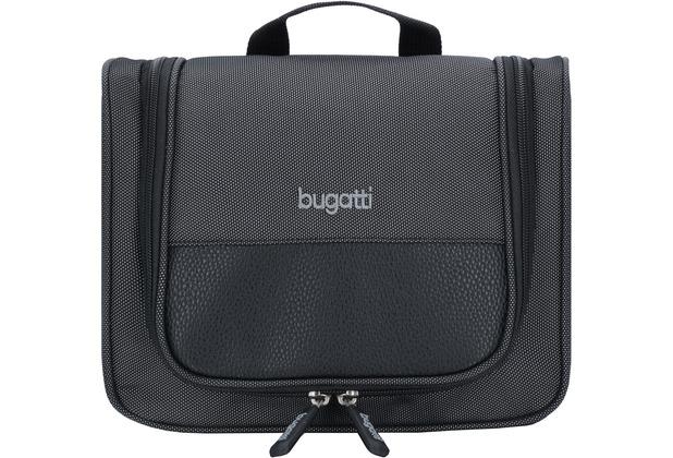 b45caf99a5510 Bugatti Lima Kulturtasche 26 cm anthrazit