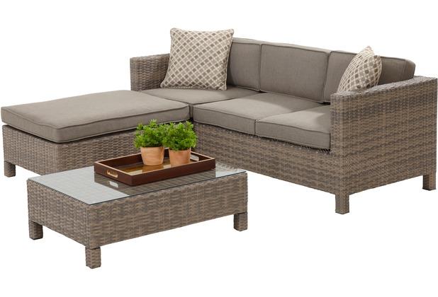 Gartenbank alu kunststoff 005152 eine interessante idee f r die gestaltung einer - Idee lounge outs heeft eet ...