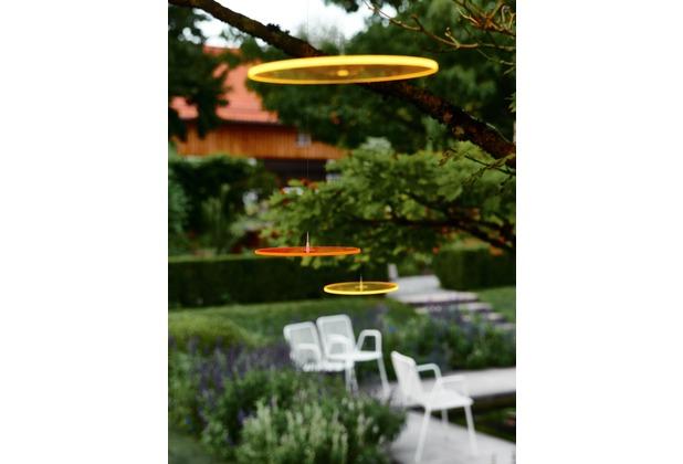 Cazador Del Sol 3 Sonnenfänger 15cm Durchmesser Schwebend Gelb Gelb