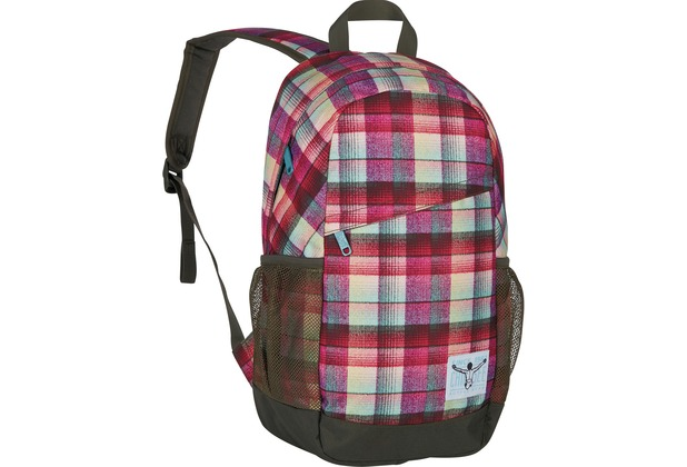 c8dc92875ffd6 Chiemsee Sport Crystal New Rucksack 47 cm checky chan pi