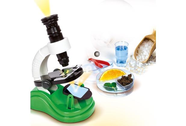 Clementoni galileo mein erstes mikroskop hertie