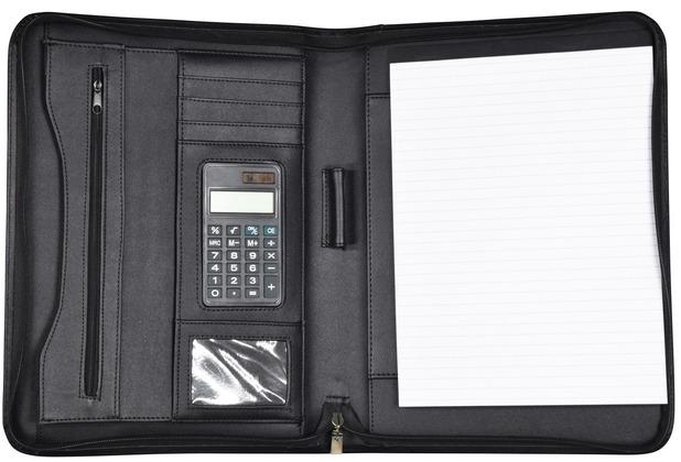 39fe241332b2d d   n Easy Business Schreibmappe 35 cm schwarz