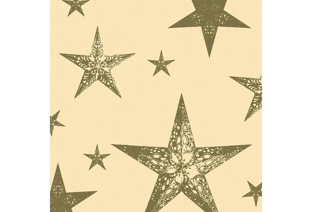 Duni weihnachtsservietten my star cream 24 x 24 cm 20 for Duni weihnachtsservietten