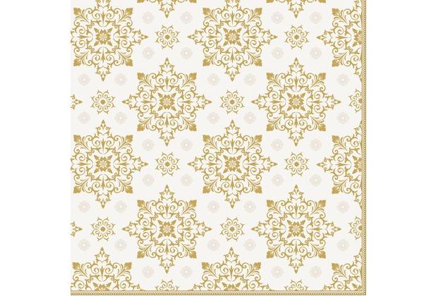 9870547cdc Duni Servietten X-Mas Deco Cream 40 x 40 cm 12 St. | Hertie.de