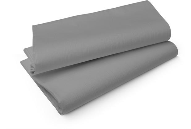 duni tischdecken aus evolin uni granite grey 110 x 110 cm 50 st ck. Black Bedroom Furniture Sets. Home Design Ideas
