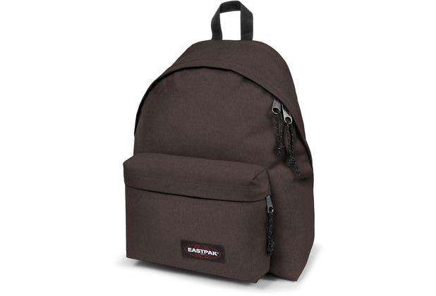 eastpak authentic rucksack padded pak r 16o crafty brown. Black Bedroom Furniture Sets. Home Design Ideas