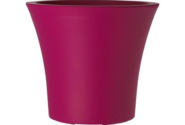 emsa blumenk bel city curve pink 30 cm. Black Bedroom Furniture Sets. Home Design Ideas