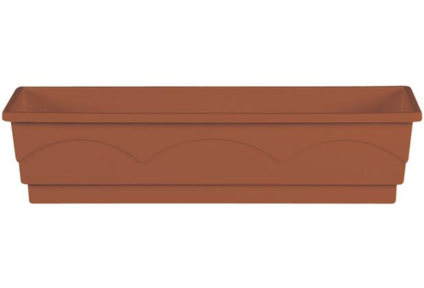 emsa blumenkasten lago terrakotta 75 x 22 x 18 cm. Black Bedroom Furniture Sets. Home Design Ideas