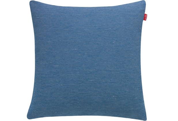 esprit kissenh lle needlestripe blau 38x38cm. Black Bedroom Furniture Sets. Home Design Ideas