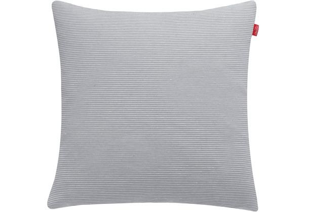 esprit kissenh lle needlestripe grau 38x38cm. Black Bedroom Furniture Sets. Home Design Ideas