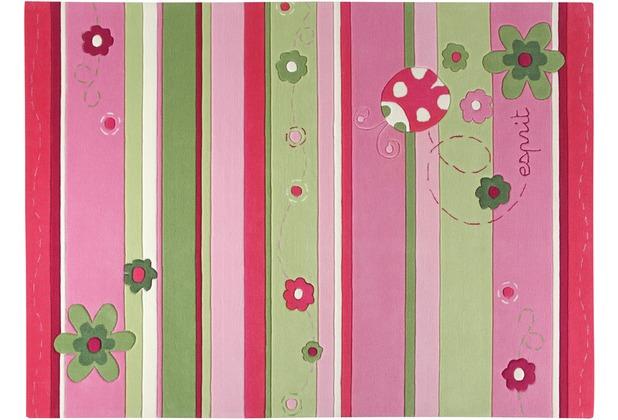 Kinderteppich esprit sale  ESPRIT Kinder-Teppich, Ladybird ESP-2982-01 rosa/pink, Öko-Tex 100 ...