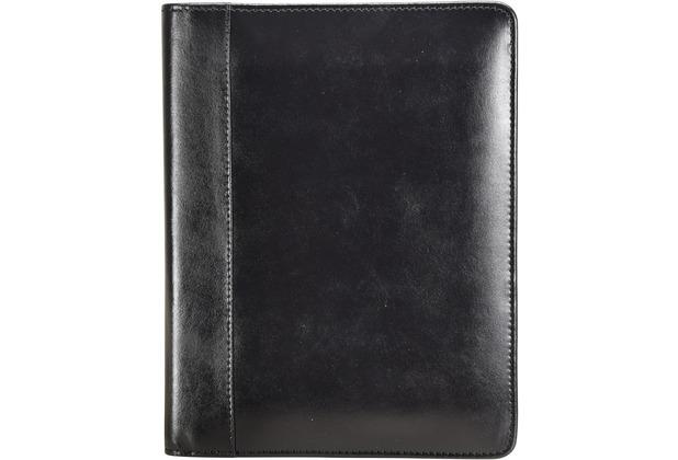 9bdd565f4772f Esquire Eco Notizblock Leder 18 cm schwarz