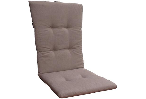 famous home auflage kissen zu polyrattan sessel gartensessel polster sand lanzarote sand. Black Bedroom Furniture Sets. Home Design Ideas
