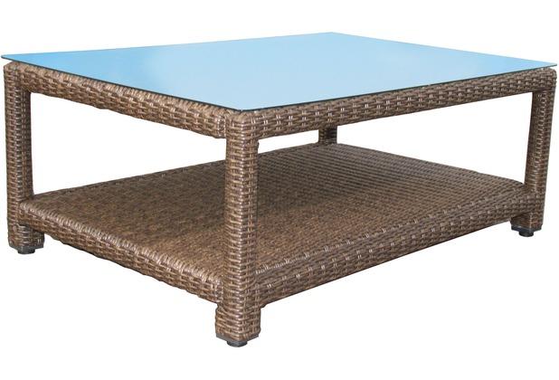famous home rattan lounge tisch 120x80cm couchtisch. Black Bedroom Furniture Sets. Home Design Ideas