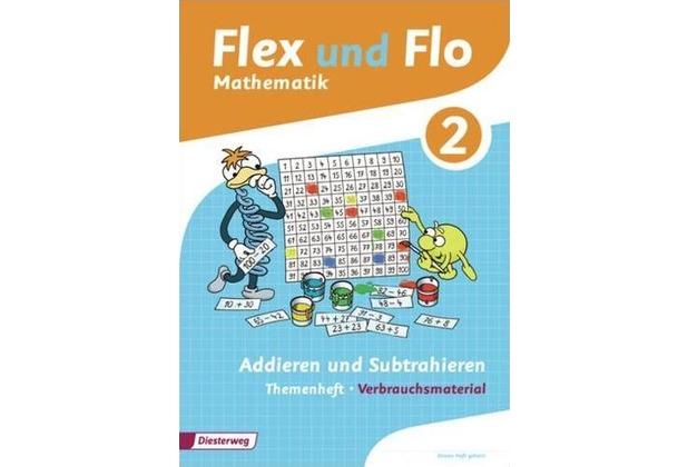 flex und flo themenheft addieren und subtrahieren 2