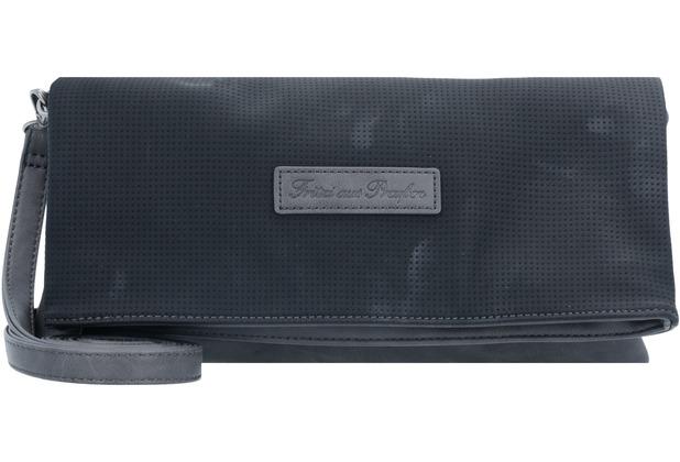 c93612da6e156 Fritzi aus Preußen Ronja Clutch Tasche 29 cm black