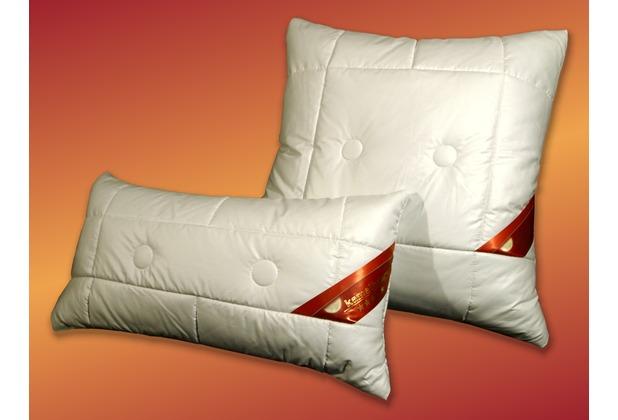 garanta kamelhaar kopfkissen flg schurwollkugel wei. Black Bedroom Furniture Sets. Home Design Ideas