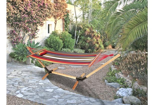 Garden Pleasure Hängematte HAITI, Holzgestell | Hertie.de