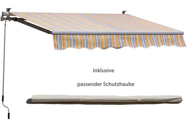 grasekamp markise 250x200cm mit schutzh lle sonnensegel. Black Bedroom Furniture Sets. Home Design Ideas