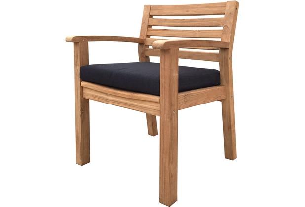 grasekamp sitzkissen anthrazit zu sessel und stuhl. Black Bedroom Furniture Sets. Home Design Ideas