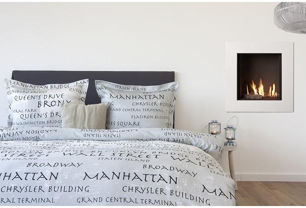 mako satin bettw sche grau m belideen. Black Bedroom Furniture Sets. Home Design Ideas