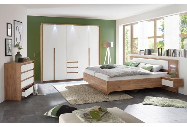 IMV Schlafzimmer Skye III 3.tlg., braunweiß