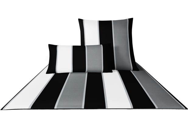 joop bettw sche lines schwarz wei. Black Bedroom Furniture Sets. Home Design Ideas
