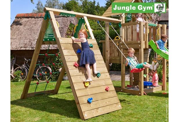 Klettergerüst Jungle : Klettergerüst holz kletterkombination mega sortiment jungle gym