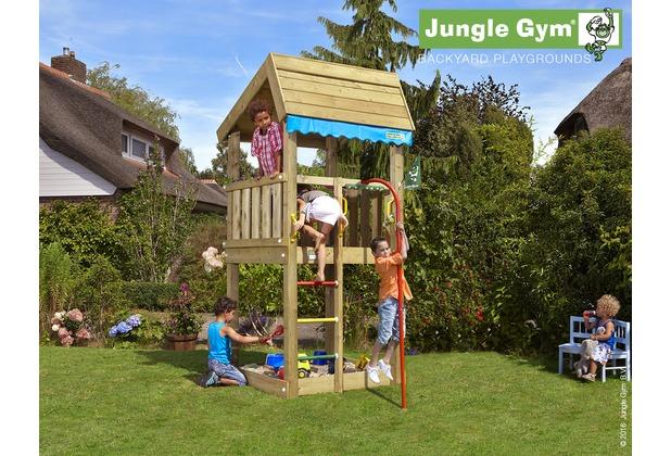 Klettergerüst Jungle Gym : Jungle gym spielturm barn« gesamtmaße b t h